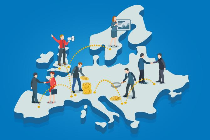 changing role of europe