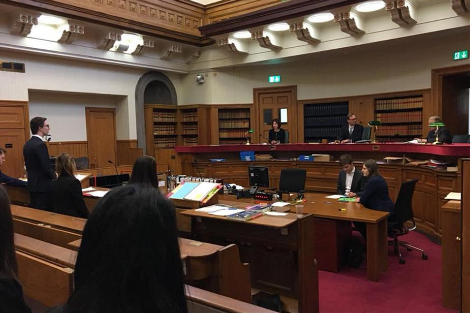 European Moot Court Competition