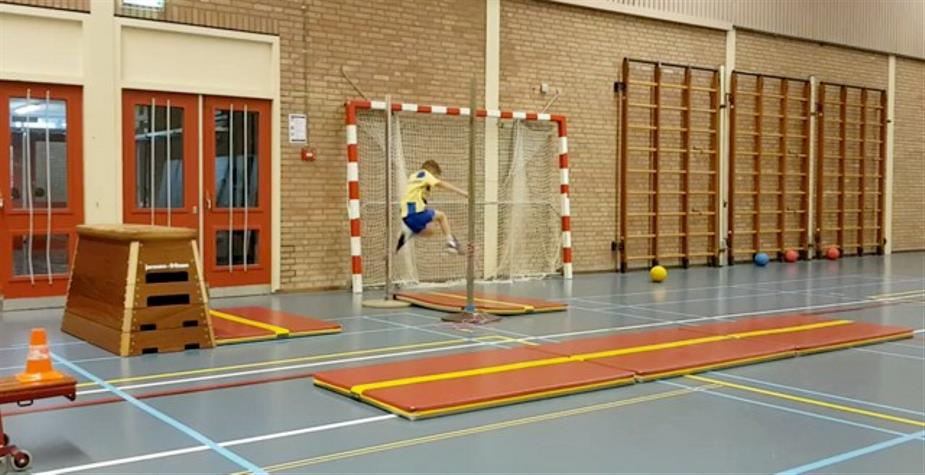Foto Beweegparcours